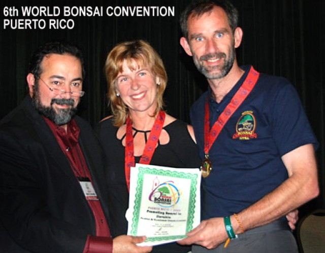 6TH WORLD BONSAI CONVENTION